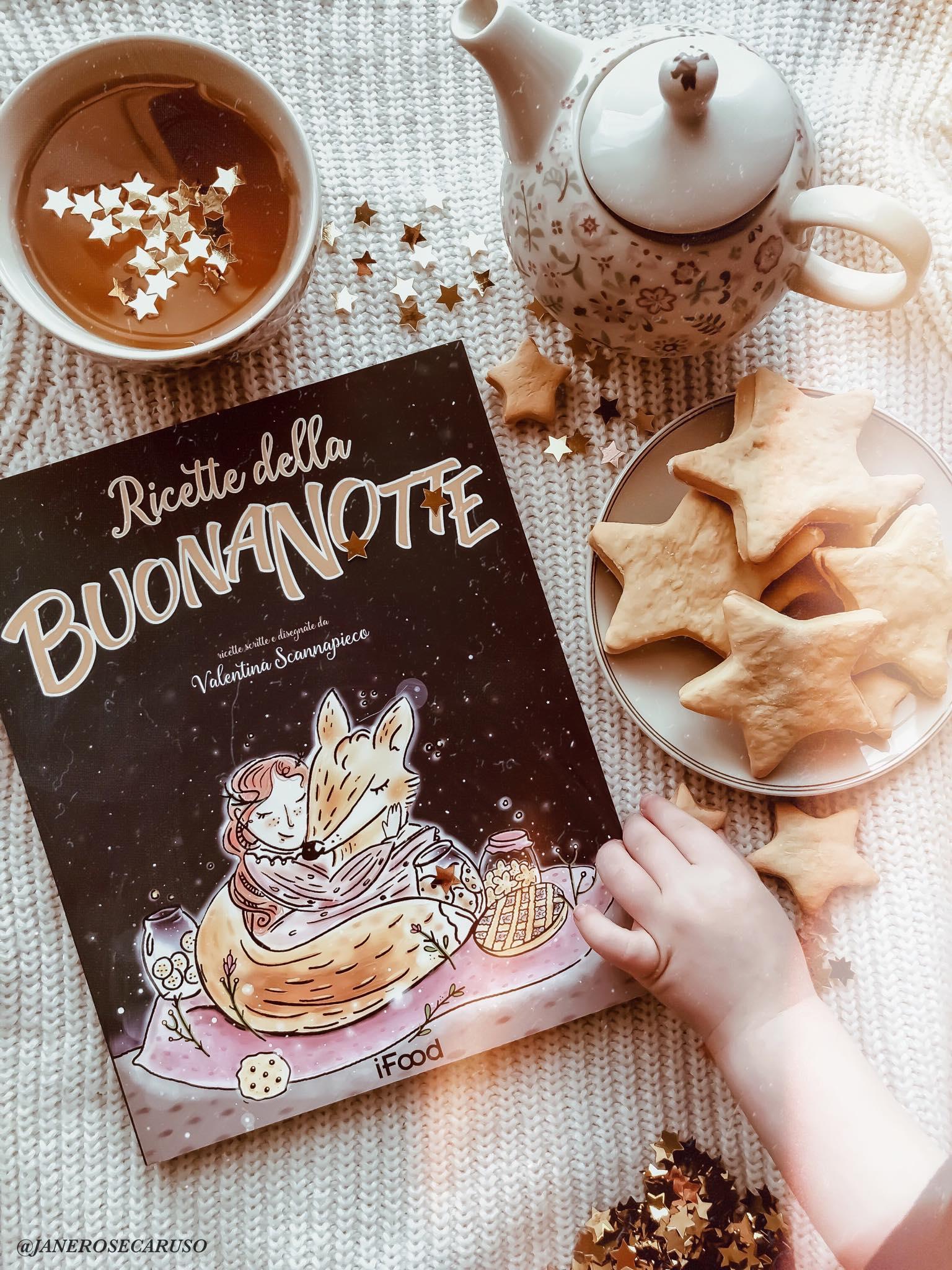 Ricette Della Buonanotte Di Valentina Scannapieco Mescolate