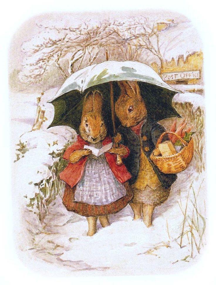 589-best-beatrix-potter-images-on-pinterest-peter-rabbit-within-beatrix-potter-christmas-cards